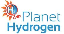 Planet Hydrogen Logo